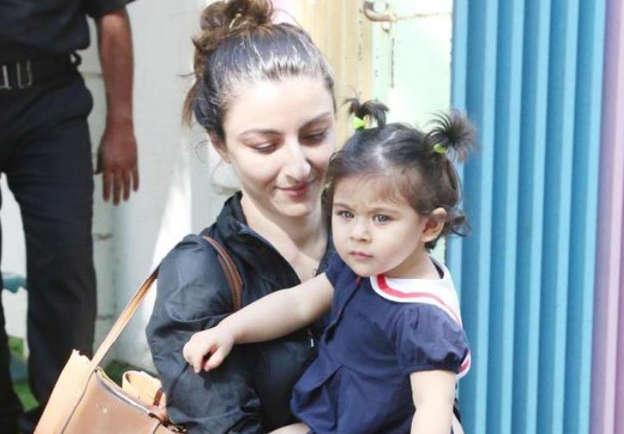 Image result for soha ali khan daughter