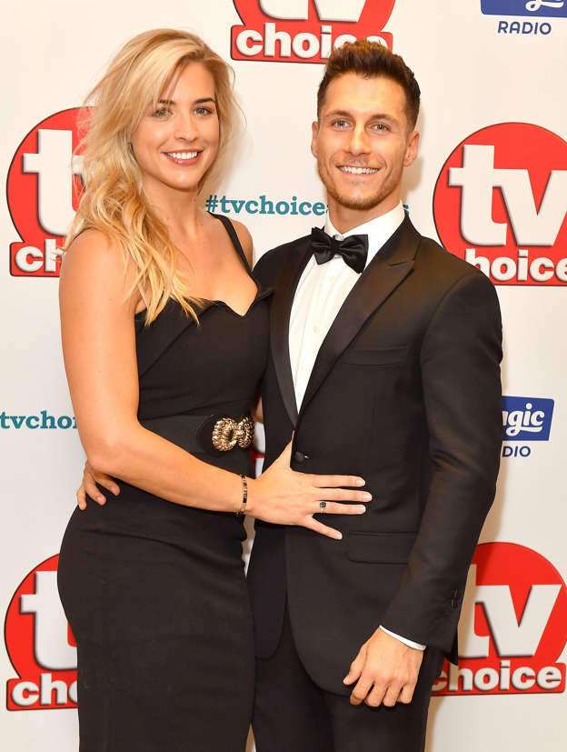 Gemma Atkinson And Gorka Marquez Beyond Excited As They Announce