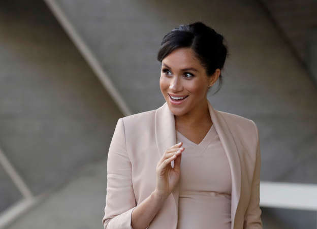 44351355387d39 Duchess of Sussex writes messages of support on bananas for sex workers