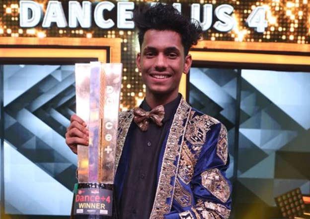 Chetan Salunkhe wins Dance Plus 4