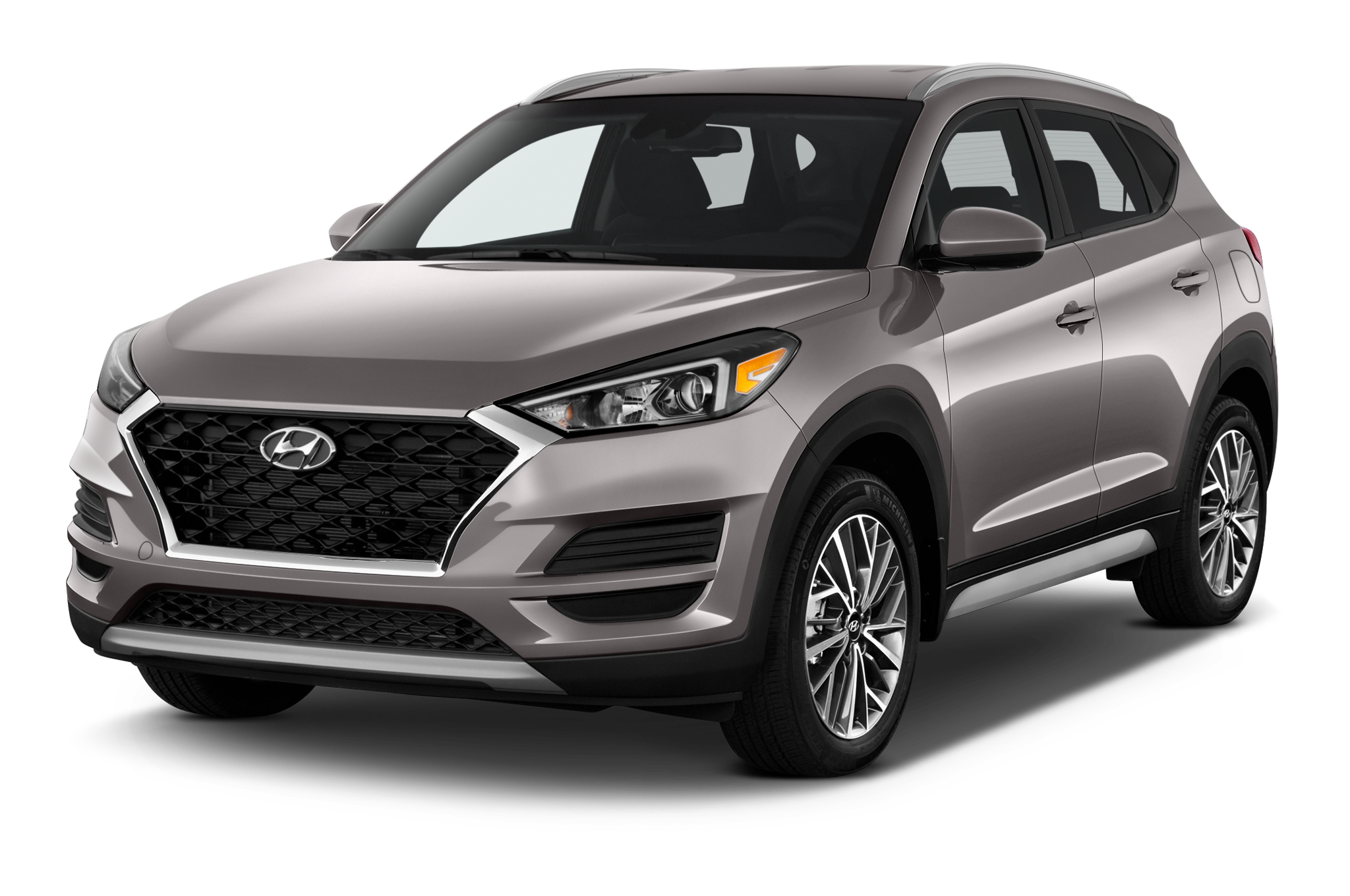2019 Hyundai Tucson Overview