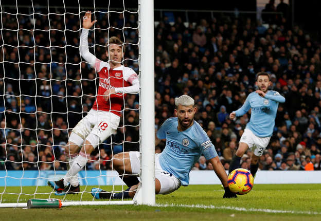 The handball rule changes that would have denied Sergio Aguero a hat-trick  against Arsenal 65f8aaa7b83