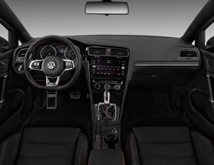 2019 Volkswagen Golf Gti 2 0t Se 4 Door Dsg Interior Photos Msn Autos