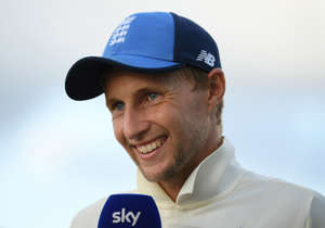 Joe Root finished the series in style