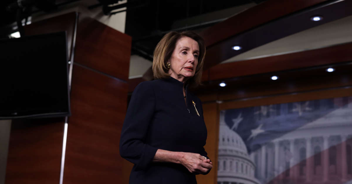 Pelosi threat: Democrats could declare national emergency to enact gun control