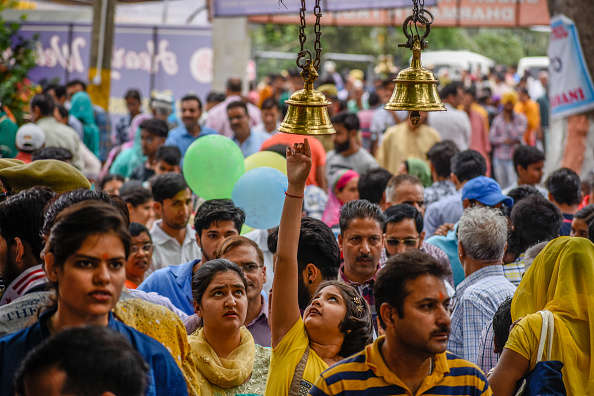 Upper caste Hindus are the richest community in India owning