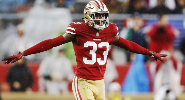Tarvarius Moore #33 News, Stats, Photos - San Francisco 49ers - NFL