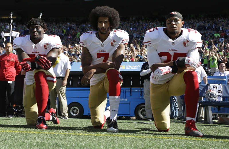 Colin Kaepernick, Eric Reid Resolve Grievances With NFL BBTEjoo