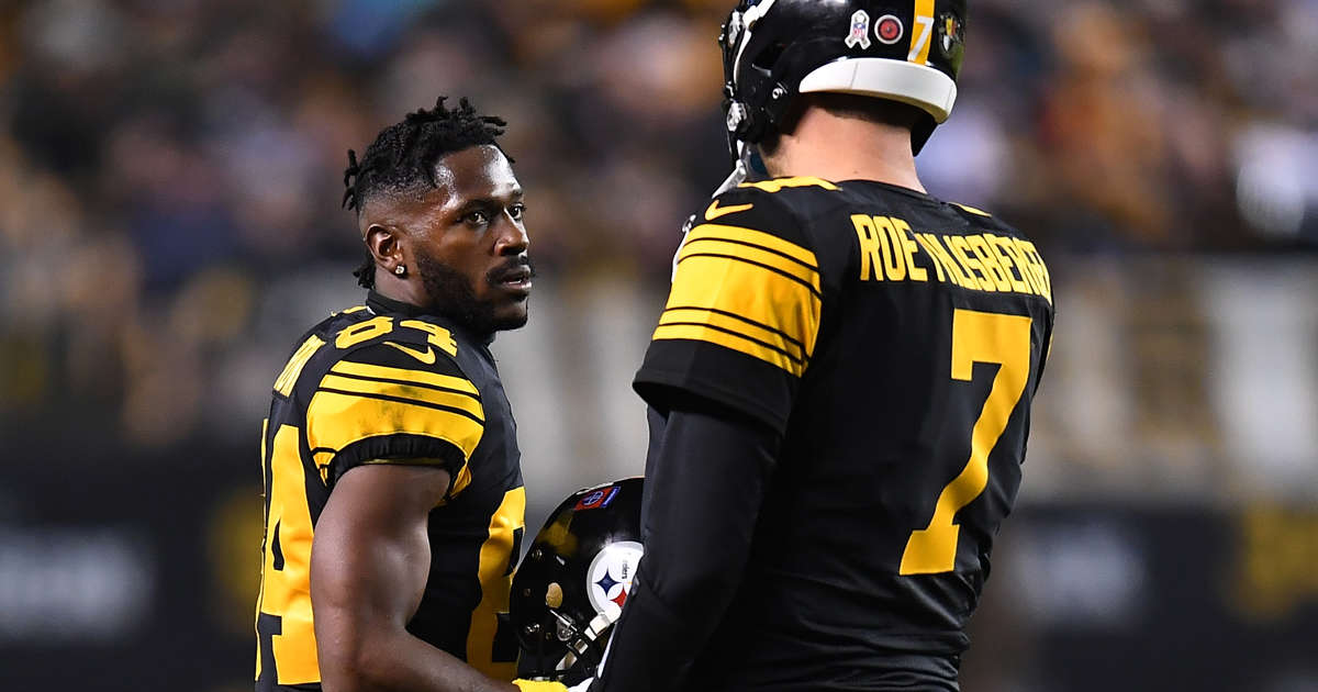 Brown explains his disconnect with Big Ben