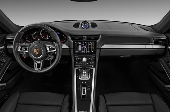 2019 Porsche 911 Turbo S Coupe Interior Photos Msn Autos