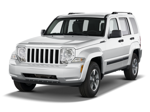 Slide 1 of 5: 2009 Jeep Liberty
