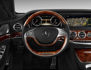 2017 Mercedes Benz S Class Maybach S600 Interior Photos