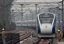 Vande Bharat Express' tickets sold out till Feb end