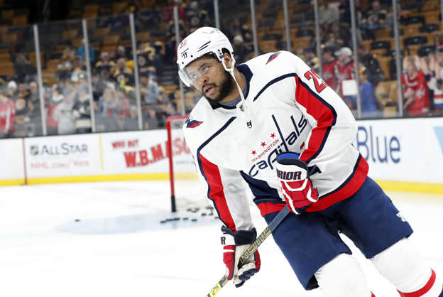 Washington Capitals put playoff hero Smith-Pelly on waivers 2c974bc0343
