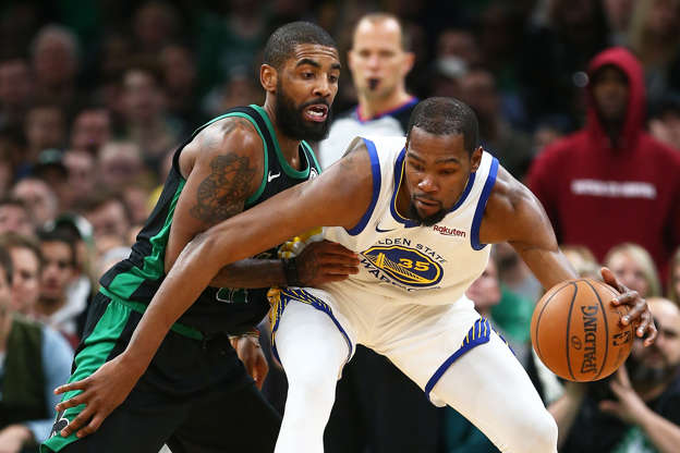 cf51b5e0c055 Kyrie Irving is only making these Kevin Durant – Knicks rumors worse