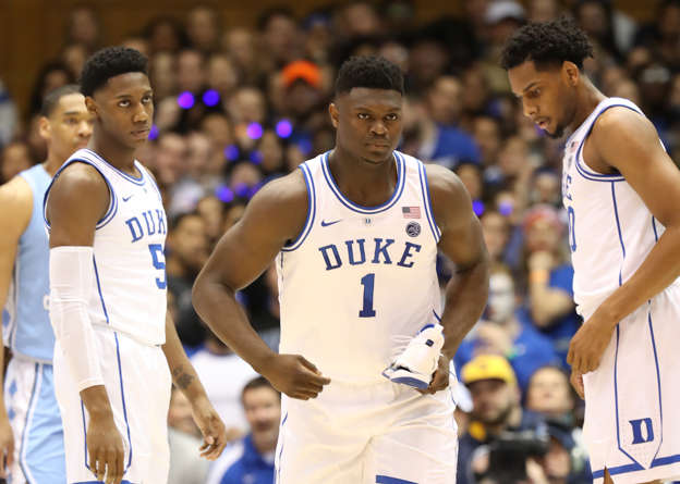 b62bfd2f2 Could Zion Williamson's Sneaker-Related Knee Injury Lead to Legal Action  Against Nike?