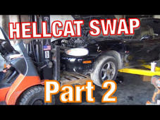 (Part 2) First steps towards (Hellcat) engine swap in the (miata).  We leave Connecticut headed to Pennsylvanian territory, to avoid New York traffic. And we stop by and visit a great friend of mine. @Burkyfilms  He shows us around his shop and some of his cars.  We said goodbye and got on the road back to Florida! Later we went to the shop and started on our (hellcat) (engine) (swap) (project).  We get the car on the lift and remove the (engine) and transmission from the car.  If you need any Used Miata parts check out www.bensusedmiataparts.com  Also checkout my friend Matt's site for cool fab stuff 240sx,Frs and more. www.sidewaysfab.com  Also checkout v8roadsters they make almost everything for miatas. We are gonna be running allot of their parts on our car.  www.v8roadsters.com  #clicksubscribe #hellcat #miata