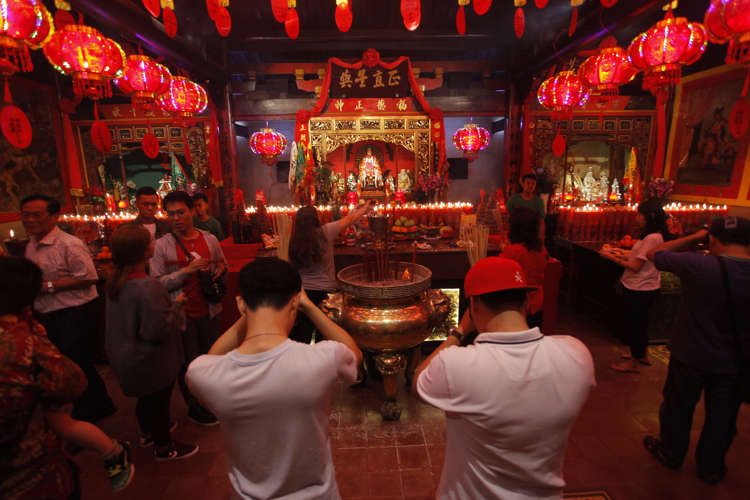 In photos: Chinese New Year 2019