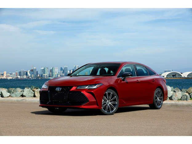 2019 Toyota Avalon: What You Need to Know