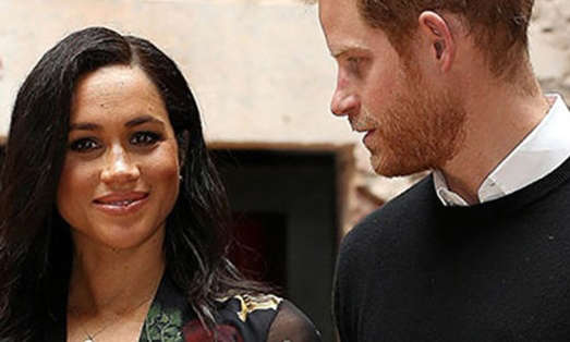 The adorable moment Prince Harry was caught staring at