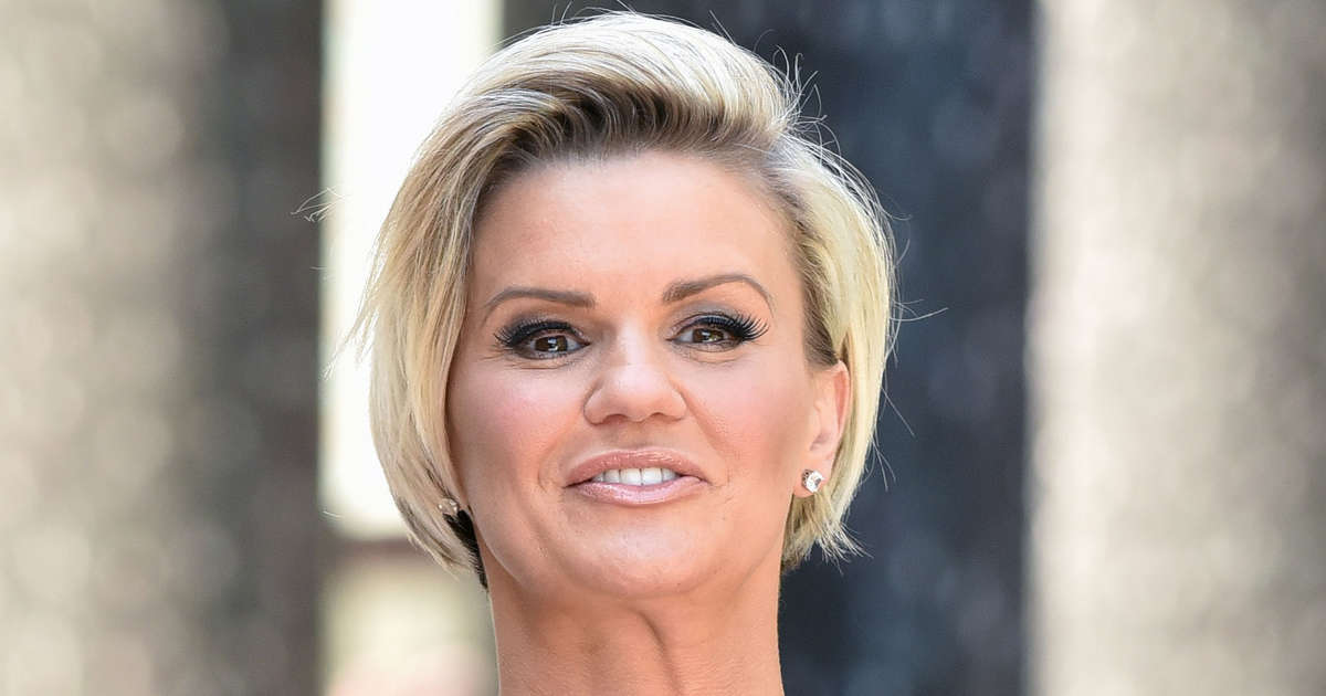 Kerry Katona Says Public Are More Forgiving To Ant McPartlin Than Her  Because He's A Man