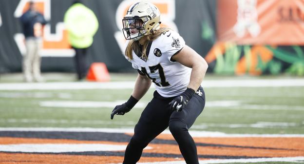 Alex Anzalone #47 News, Stats, Photos - New Orleans Saints - NFL