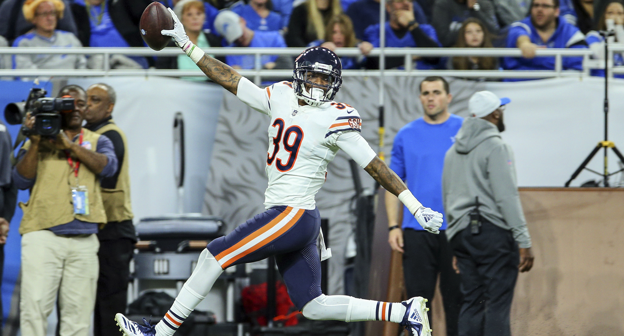 468824c3205 Eddie Jackson #39 News, Stats, Photos - Chicago Bears - NFL - MSN Sports