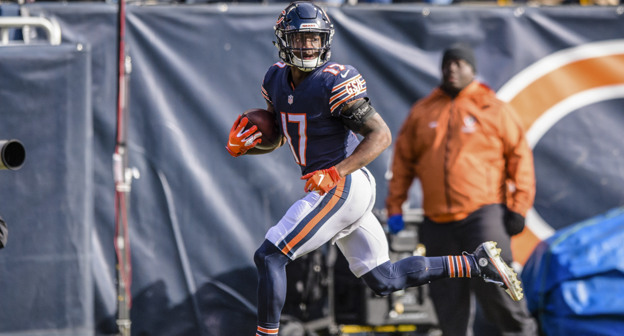 the latest 4ca1b 0ef96 Anthony Miller #17 News, Stats, Photos - Chicago Bears - NFL ...
