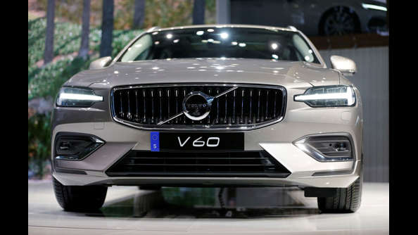 Volvo V60 Review The Ultimate All Round Estate Car