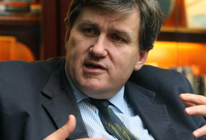 Housing minister Kit Malthouse