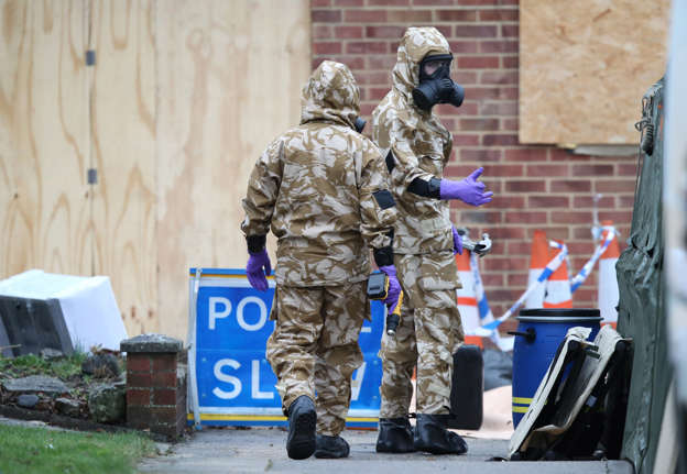 Third suspect connected to Skripal Novichok poisoning also linked to
