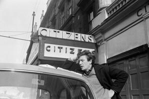 Actor Albert Finney in Glasgow, 3rd March 1963. (Photo by Hamilton/Mirrorpix/Getty Images)