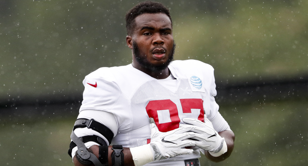 huge selection of 0e077 1e64b Grady Jarrett #97 News, Stats, Photos - Atlanta Falcons ...