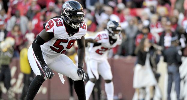 detailed look cc84b 9c4cd De'Vondre Campbell #59 News, Stats, Photos - Atlanta Falcons ...