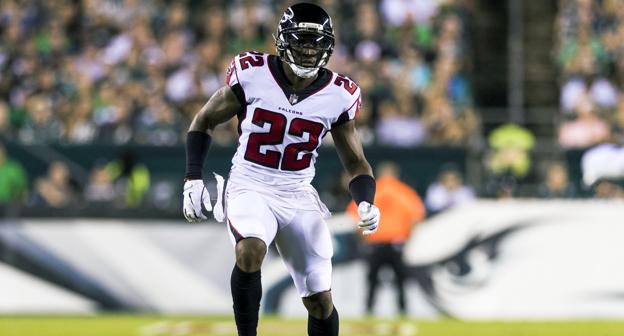 purchase cheap b85ae eb770 Keanu Neal #22 News, Stats, Photos - Atlanta Falcons - NFL ...