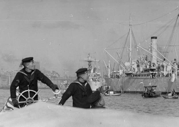 Wreck of first Japanese warship lost in Second World War found off