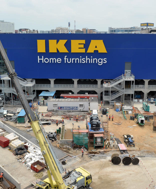 Ikea Ber Om Ursakt Glomde Nya Zeeland Pa Karta
