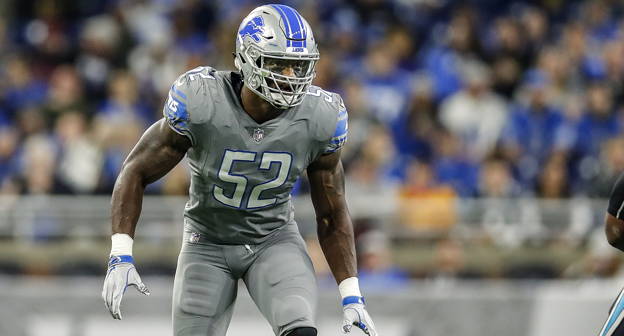 d4cbb4db Christian Jones #52 News, Stats, Photos - Detroit Lions - NFL - MSN ...