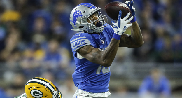 the latest 2510d ff7e4 Kenny Golladay #19 News, Stats, Photos - Detroit Lions - NFL ...
