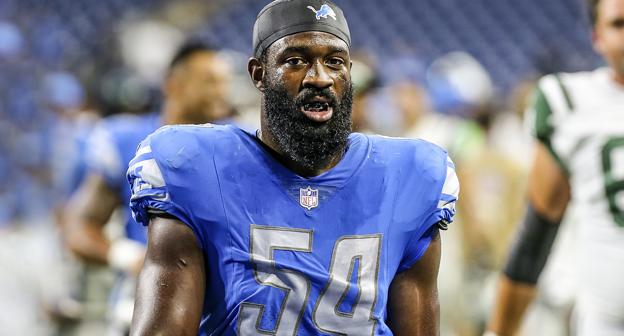 more photos 3ed20 8879a Steve Longa #54 News, Stats, Photos - Detroit Lions - NFL ...