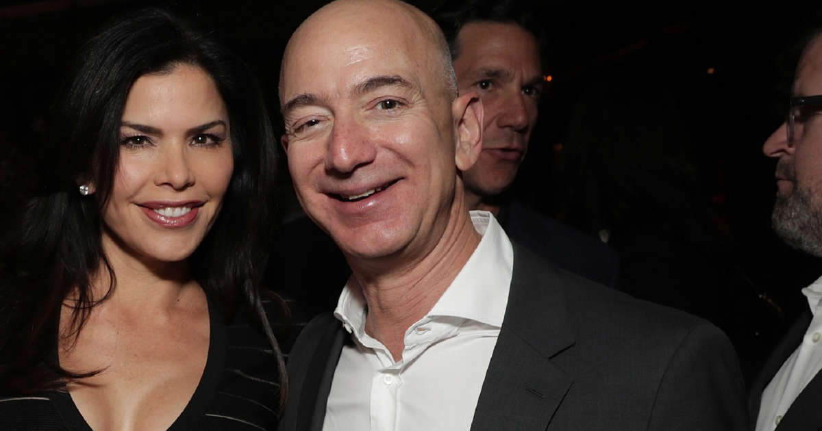 Jeff Bezos investigation: Text messages 'were leaked by