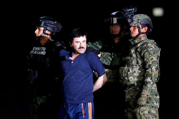 'Alcatraz Of The Rockies' Awaits El Chapo's Possible Arrival BBTvEBS