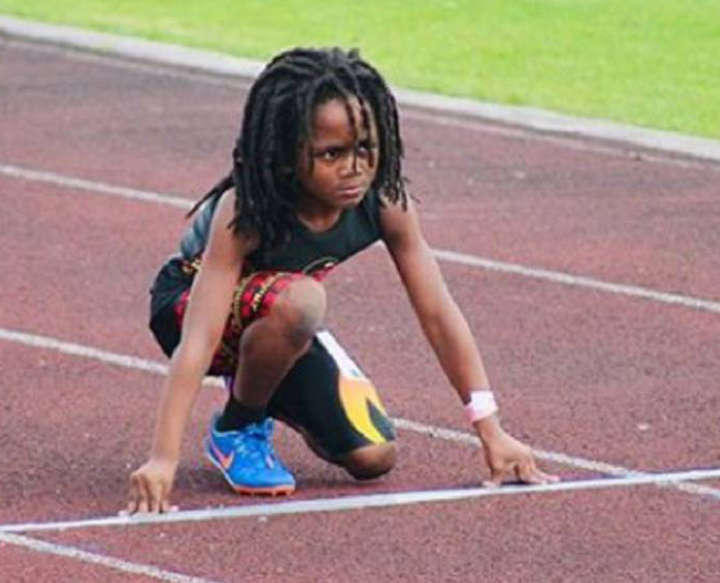 The next Usain Bolt? Meet the 7-year-old sprinter who might be the