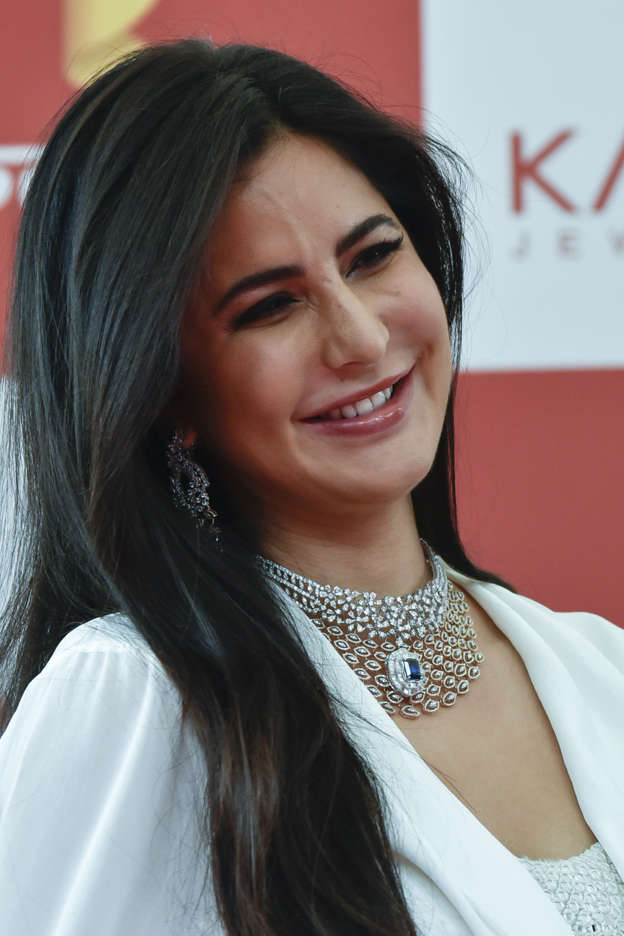 Katrina has a witty reply about getting married