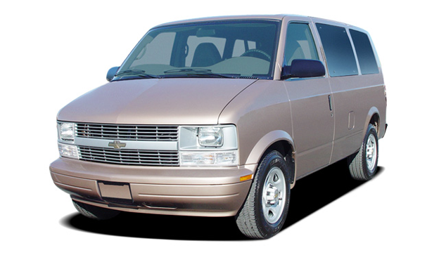 Slide 1 of 5: 2005 Chevrolet Astro Passenger