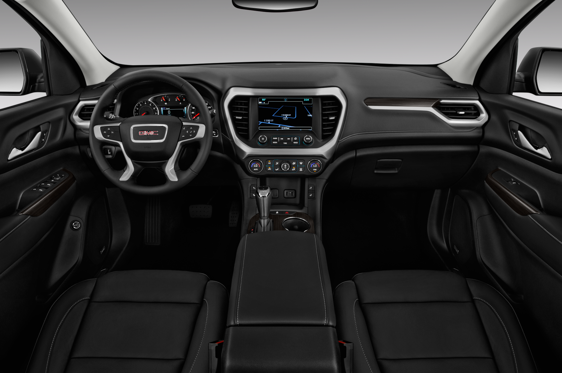 2018 Gmc Acadia Slt 2 Fwd Interior Photos Msn Autos