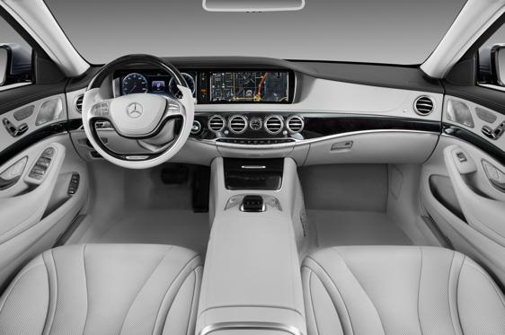 Slide 1 Of 11 2017 Mercedes Benz S Cl