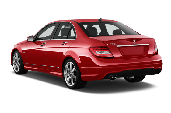 2013 Mercedes-Benz C-Class C250 Luxury Overview - MSN Autos