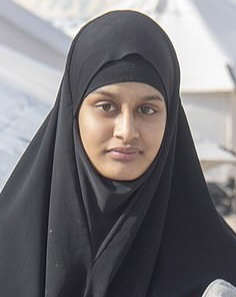 0ad6876e690 'I want to inspire British girls not to make the same mistakes': Jihadi  bride Shamima Begum NOW insists she is truly sorry as she pleads for a  second chance ...