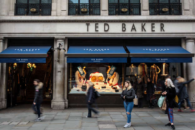 c8e5fad19390 Ted Baker issues profit alert and warns of further hit